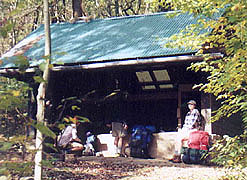 Rod Hollow Shelter