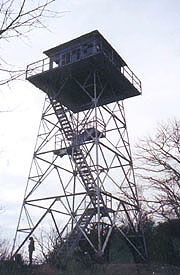 Albert Mt. Fire Tower