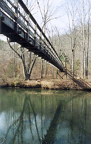 Kimberling Creek bridge